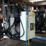 Onderhoud stroomaggregaat