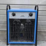 Mobiele verwarmer airco