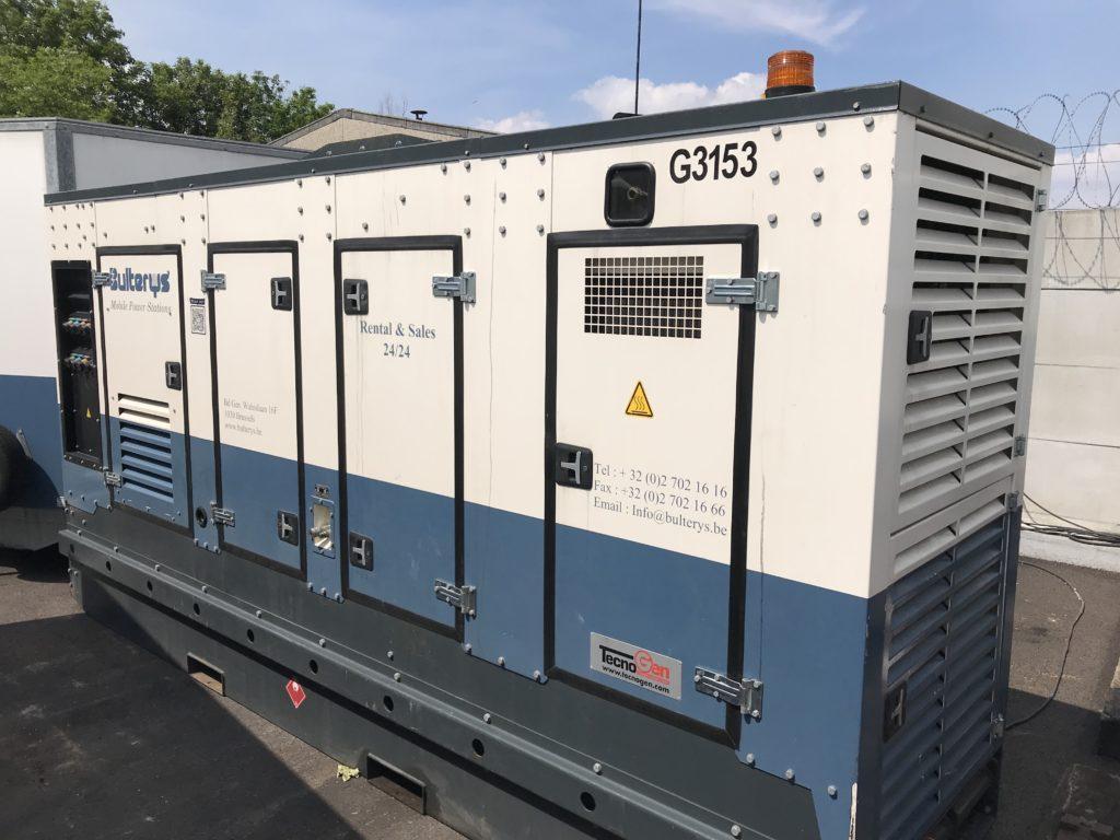 Groupe électrogène 315kva